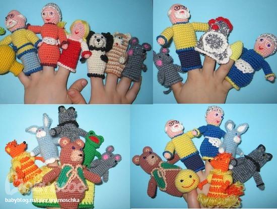 Как делать кукольный театр своими руками